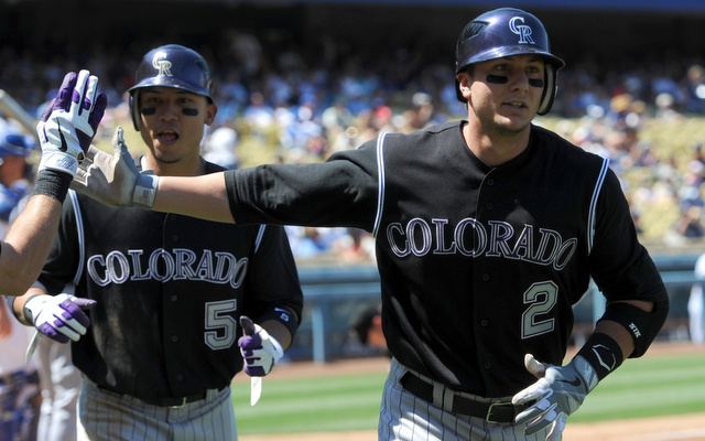 CarGo and Tulo are two of the best players in baseball ... when they're actually on the field.