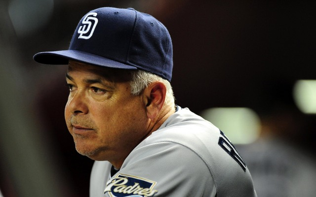 Rick Renteria has a new hip and a new job.