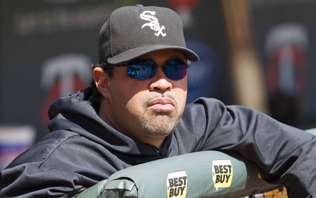 Ozzie Guillen, seen here in 2011, is open to returning to the White Sox one day.