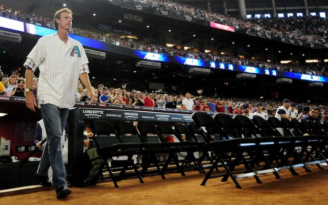 Randy Johnson joined the Diamondbacks and changed history forever 15 years ago today.