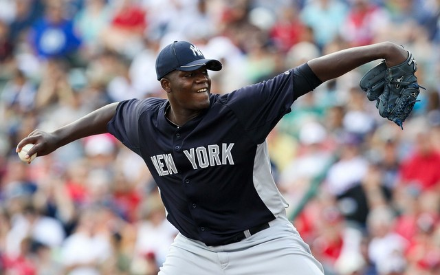 Michael Pineda is finally ready to join the Yankees' rotation this year.