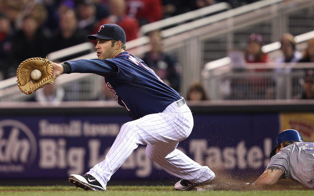 Joe Mauer will have a new position starting next season.