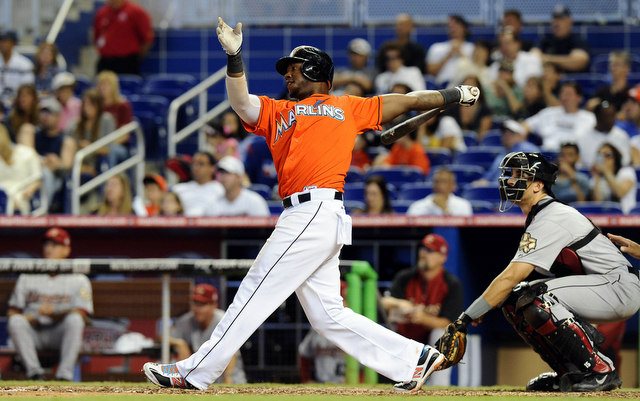 Why yes, Hanley Ramirez is the shortstop on the all-time single-season Marlins team.
