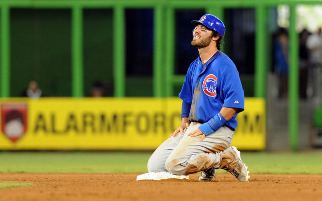 The Cubs have suspended Ian Stewart following Monday's rant. (USATSI)