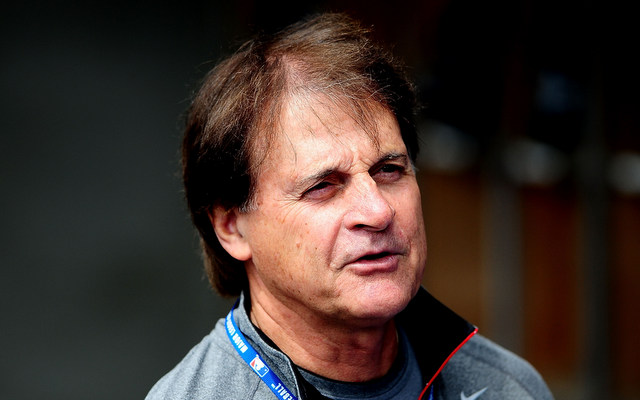 Tony La Russa has a new front office job with the D-Backs.