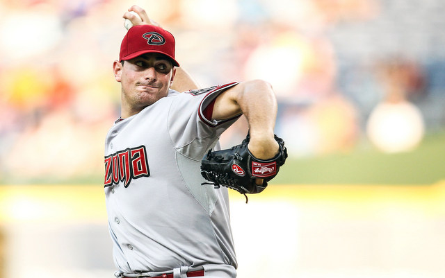 Daniel Hudson re-signed with the D-Backs as he rehabs from elbow surgery.