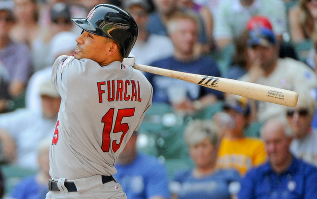 Rafael Furcal did not play at all this past season due to injury.