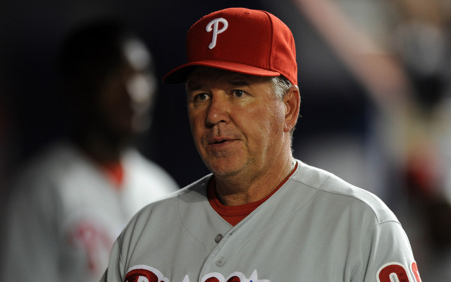 Rich Dubee is out as the pitching coach in Philadelphia.