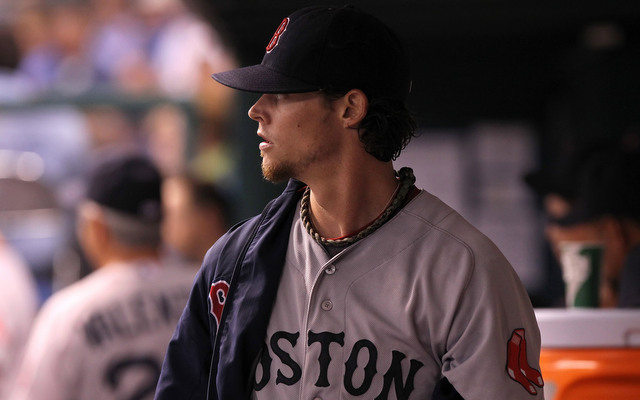 Clay Buchholz took another step towards rejoining the Red Sox on Wednesday.