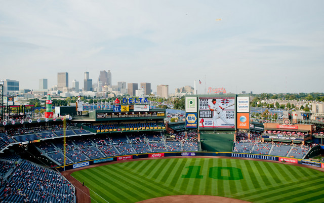 The Braves are planning to move out of Turner Field after 2016.