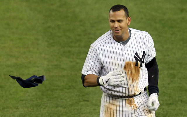 A-Rod's days in pinstripes are not over just yet.