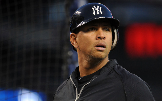 Alex Rodriguez declined to say whether he trusts the Yankees on Thursday.
