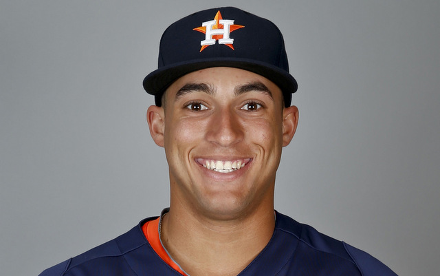 George Springer is coming to MLB.