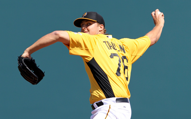Jameson Taillon will miss the entire 2014 season.