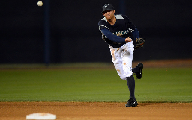 Brad Miller is the newest member of the Mariners infield. (USATSI)