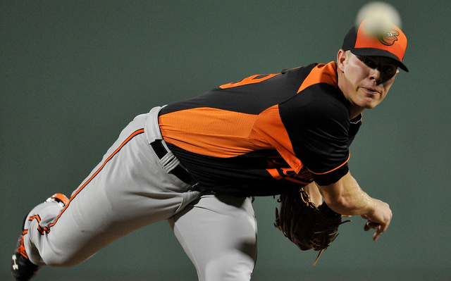Dylan Bundy can start working his back from his elbow injury. (USATSI)