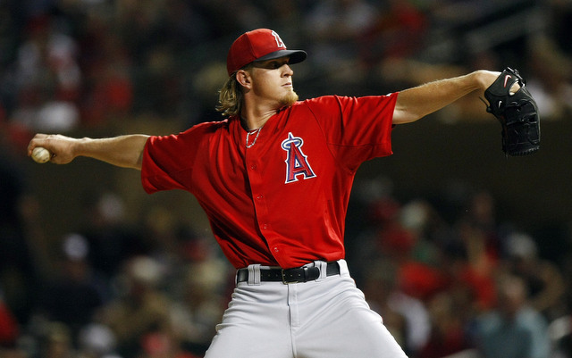 Jered Weaver will return to the Angels this week. (USATSI)