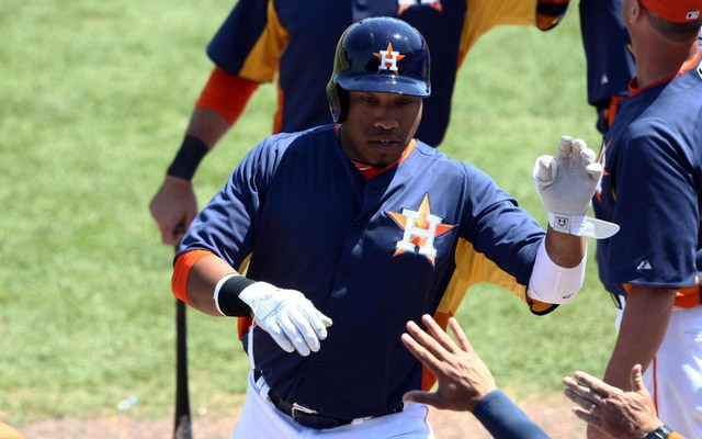 Jonathan Singleton will likely be the next Astros prospect to get the call