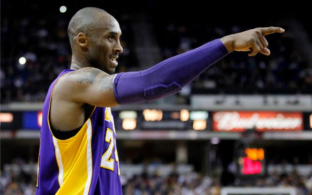 Kobe to D'Angelo Russell on Twitter: 'Lets shock da world this season'