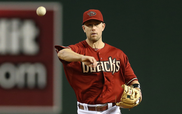 Aaron Hill returns to the D-Backs after two months on the DL. (USATSI)