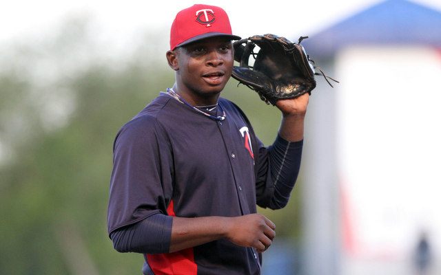 The Twins are hoping for good news about Miguel Sano's elbow.