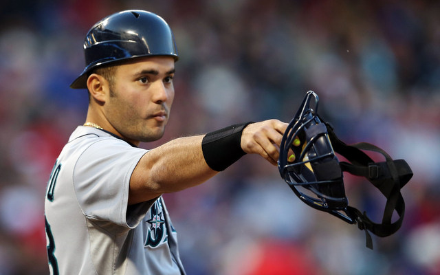 Jesus Montero will not play again this season.