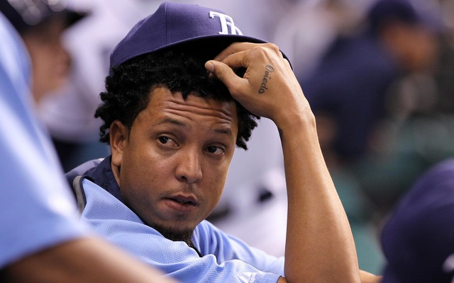 Juan Carlos Oviedo, formerly Leo Nunez, will be back with the Rays in 2014.