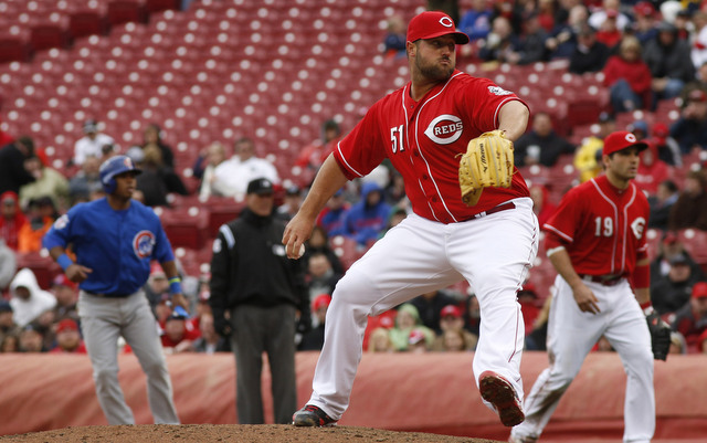 The Reds will be without Jonathan Broxton for the rest of 2013 and maybe the start of 2014.