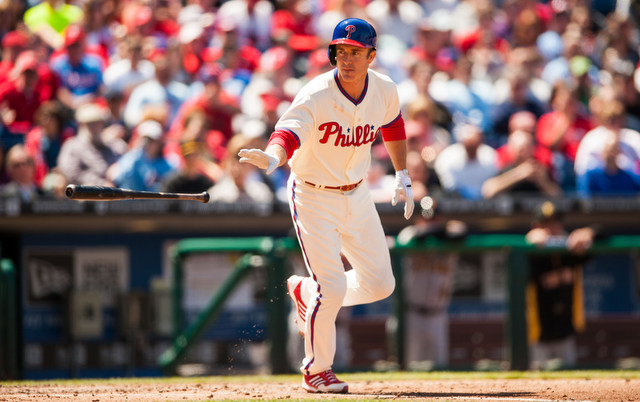 Chase Utley is visiting the DL for the fourth consecutive year. (USATSI)