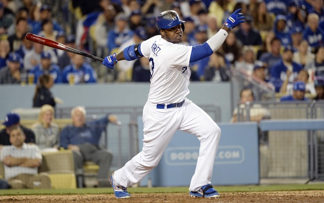 Hanley Ramirez is expected to return to the Dodgers on Tuesday. (USATSI)