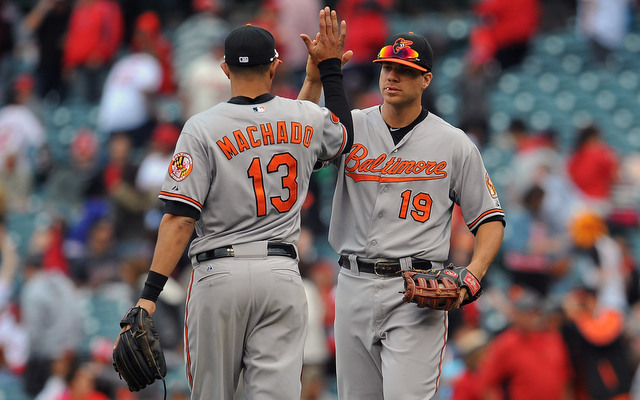 Manny Machado and Chris Davis are definitely NOT the reason the Orioles missed the playoffs.