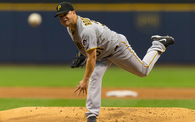 Wandy Rodriguez won't be ready to resume pitching for some time. (USATSI)