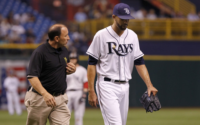 David Price (USATSI)