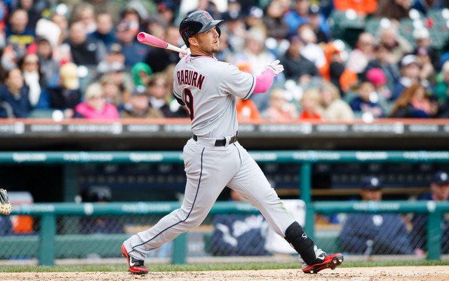The Indians have given Ryan Raburn some long-term security.