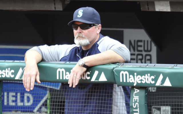 The Mariners will be without manager Eric Wedge on Monday night.
