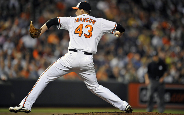 Jim Johnson is a big problem for the Orioles right now.