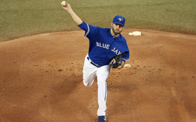Brandon Morrow's return to the rotation will be delayed. (USATSI)