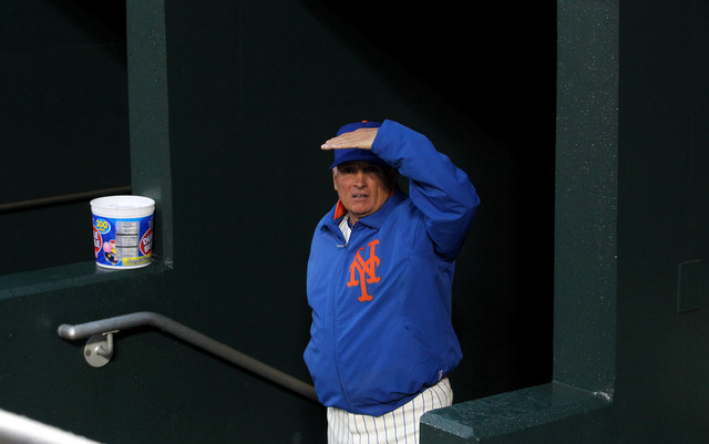 Mets manager Terry Collins will help coach the NL All-Star Team at his home ballpark. (USATSI)
