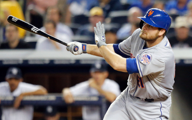 Lucas Duda hit a bunch of homers but didn't drive in many runs in 2013.
