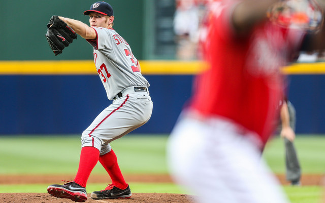 Stephen Strasburg is ready to rejoin the Nationals rotation. (USATSI)