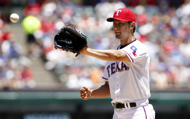 Yu Darvish is heading to the DL for the first time in his MLB career. (USATSI)
