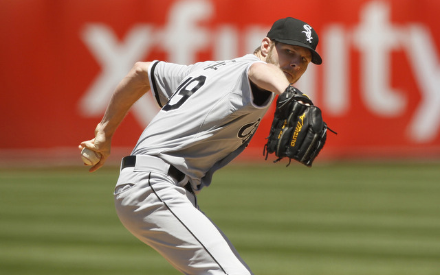 Chris Sale might help the White Sox the most as trade bait.