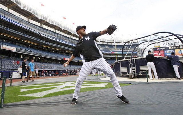 The Yankees will be getting their captain back on Thursday. (USATSI)
