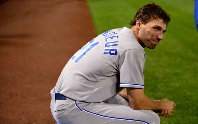 Jeff Francoeur's time with the Royals has come to an end. (USATSI)