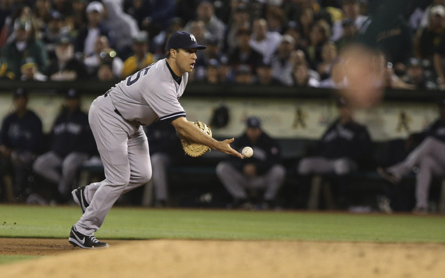 Mark Teixeira is on the DL with a wrist injury for the second time in 2013. (USATSI)