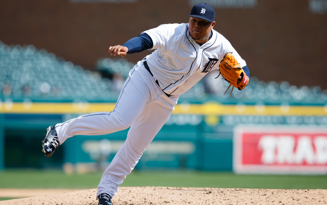 Bruce Rondon will miss the entire 2014 season.