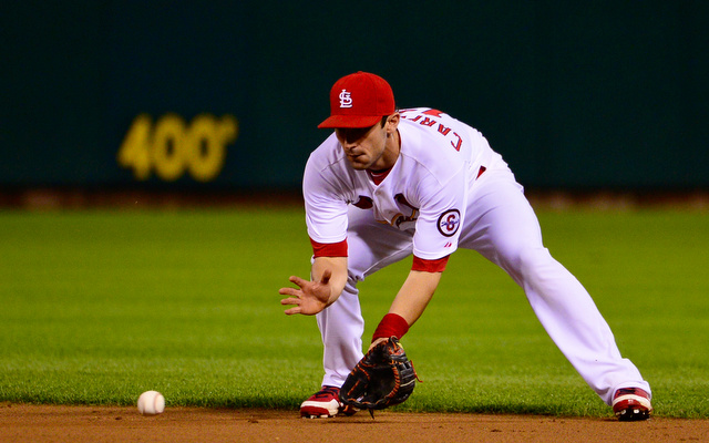 Matt Carpenter has quickly become an All-Star at a position he didn't play before 2013.