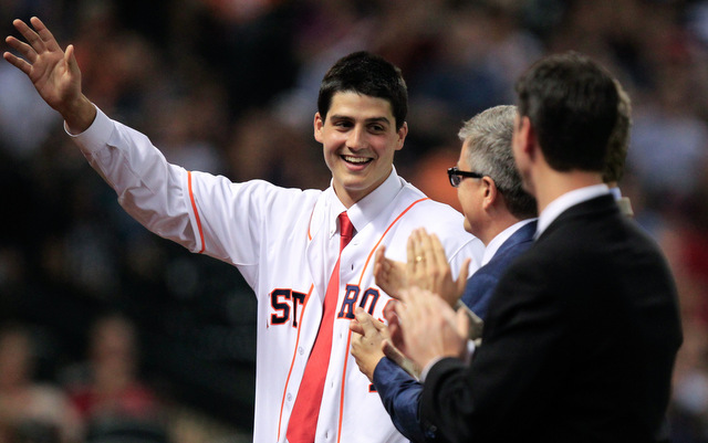 Mark Appel called his first professional season 'comical.'