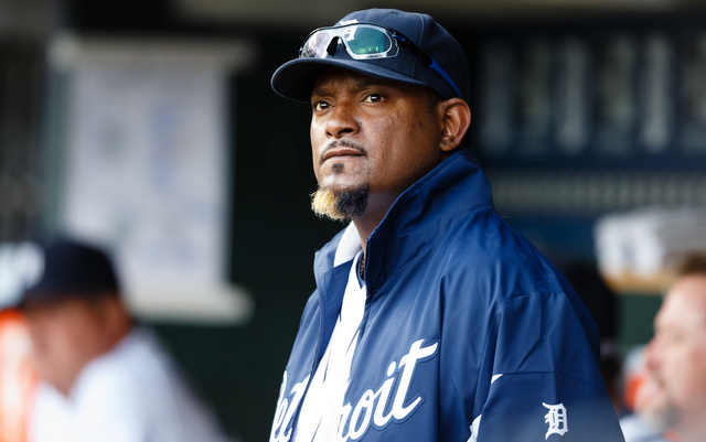 The Tigers-Jose Valverde reunion has come to an end.
