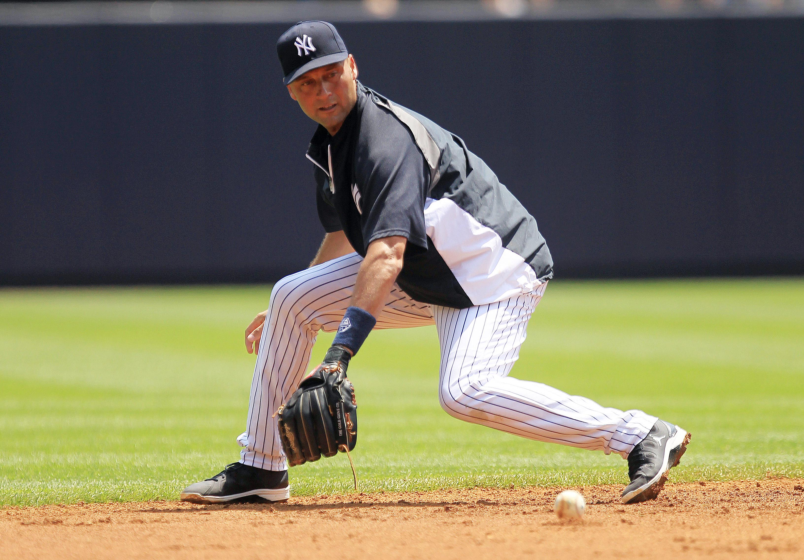 Eight months after surgery, Derek Jeter is ready to begin a minor league rehab assignment. (USATSI)